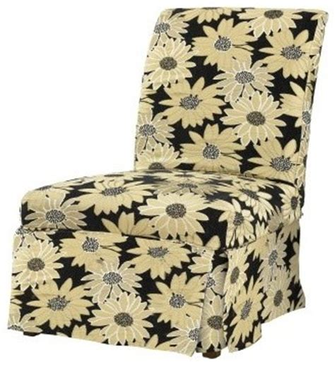 armless chair slipcover pattern free patterns