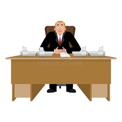 bureau directeur voorzitter bij bureau grote werkgever bij lijst directeur