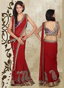 Wearing Saree In 5 Different Styles