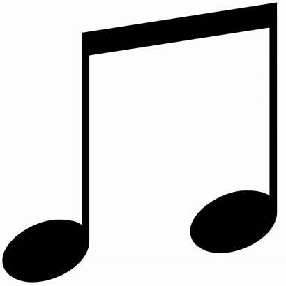 Simbolo Note Musica Symbol Eighth Musik Notes