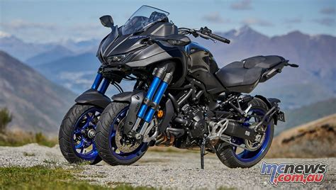 Yamaha Niken by Yamaha Niken Review Three Legs Mcnews Au