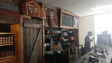 Tool Shed Brewery by Tour Tool Shed Brewery