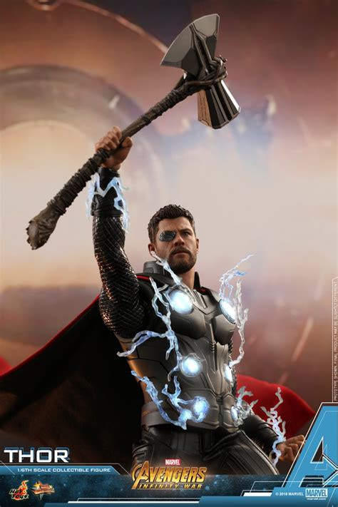 Thor Ragnarok Desktop Wallpaper Hot Toys Avengers Infinity War Thor The Toyark News