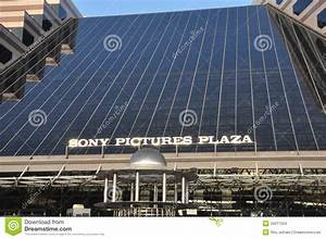 Sony Pictures Building In Culver City, Cslifornia ...