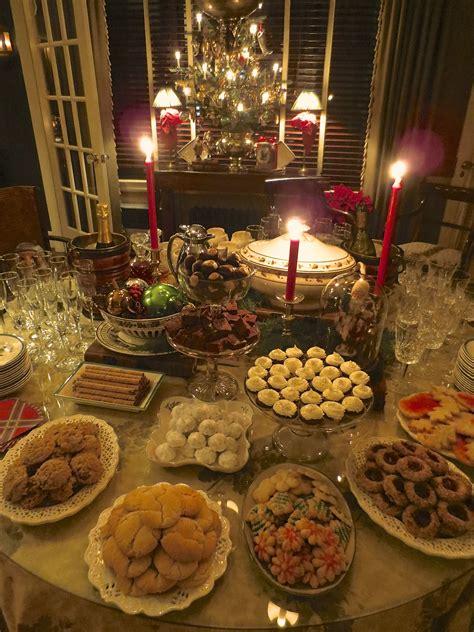 casual christmas eve buffet menu dinner washington dc 2018