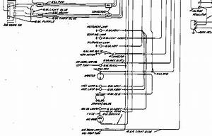 1953 Bel Air Wiring Diagram