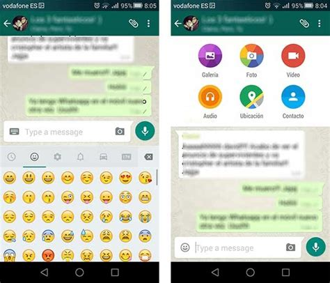 official whatsapp material design update android