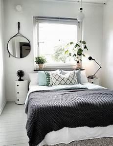 Deco Petite Chambre Adulte : am nagement petite chambre astuces et id es d co c t maison ~ Melissatoandfro.com Idées de Décoration