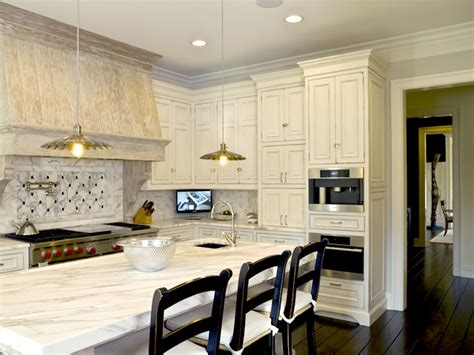French Country  Rustic  Kitchen  Chicago  By Cynthia
