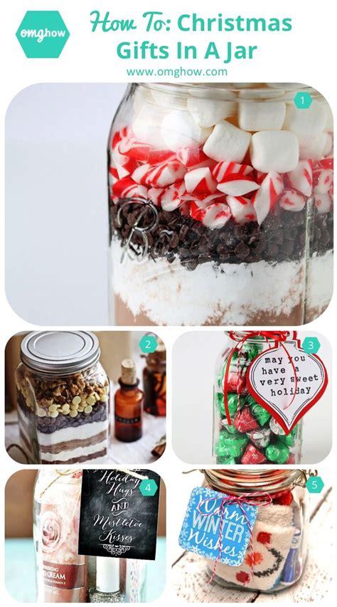 diy christmas gifts   jar  easy  cheap gifts