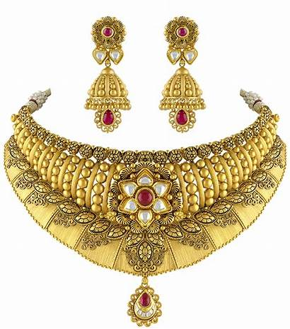Necklace Gold Clipart Jewellers Traditional Patel Transparent