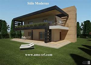 Case Moderne Due Piani