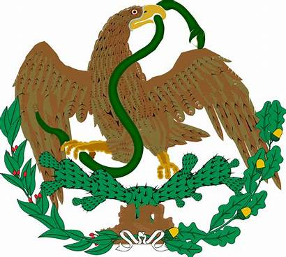 Mexico Arms Coat Svg 1823 1893 1867