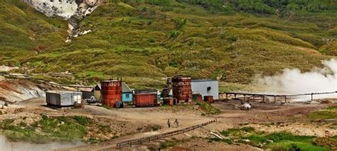 Список геотермальных электростанций России Вики