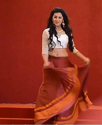 Navel Nikki Galrani Actress Indian February