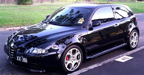 2002 Alfa Romeo 147  Pictures Cargurus