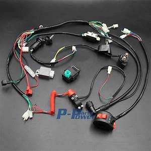 Aliexpress Com   Buy Wiring Harness Loom Solenoid Coil