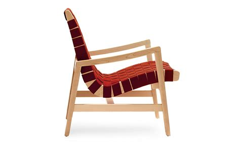 risom arm lounge chair design within reach
