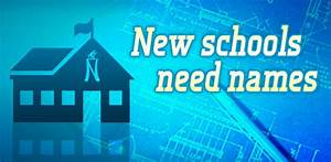 Form Of Receipt Nominations For Names Of New Schools Invited Northside