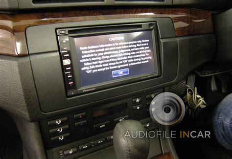 bmw e46 radio bmw e46 radio upgrade autoblog