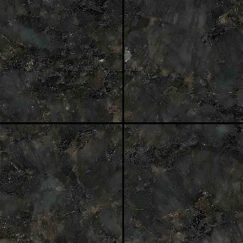 Black granite marble floor texture seamless 14345