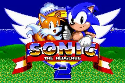 Sonic Title Screen Version