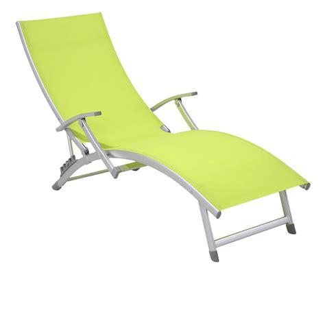 chaise de plage pas cher chaises longues de jardin pas cher
