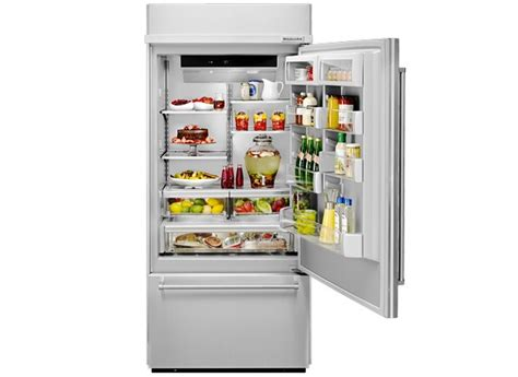 Kitchenaid Refrigerator Reliability by Kitchenaid Kbbr306ess Refrigerator Consumer Reports