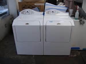 Maytag Neptune Washer Dryer