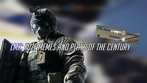 R6 Siege Fuze Meme
