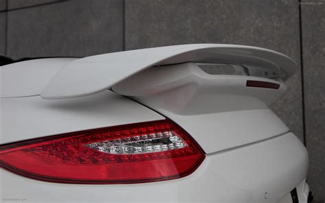 Techart Porsche 911 Turbo Aerokit Ii Widescreen Exotic Car