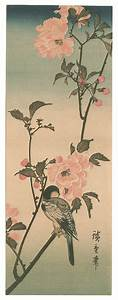 Utagawa Hiroshige: Bird on Cherry Blossoms (Muller ...