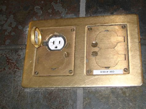 Floor Outlet Cover Houses Flooring Picture Ideas   Blogule