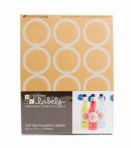 dcwv kraft circle labels with a white border jo ann With kraft circle labels