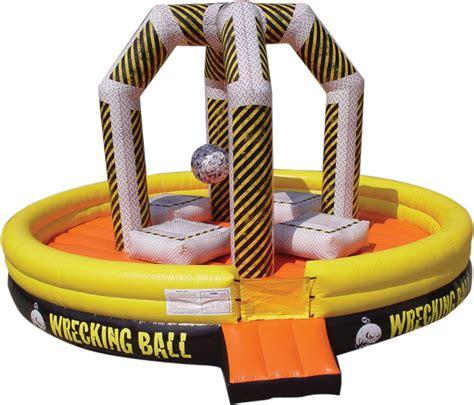 Wrecking Ball » Kids Play Rentals