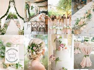 Mariage Theme Champetre : les nouvelles tendances de mariage 2017 ~ Melissatoandfro.com Idées de Décoration