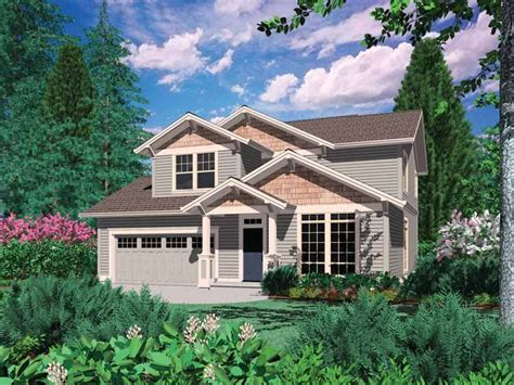 Craftsman Style House Plan 3 Beds 2 5 Baths 1958 Sq/Ft