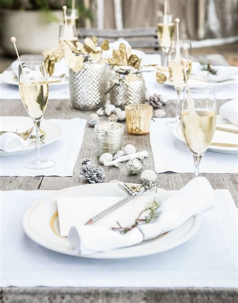 winter table settings drape your table in winter white holiday table setting lauren s lyst entertaining