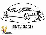 Coloring Transportation Limousine Pages Limo Colouring Cars Service Police Yescoloring Emergency Fire Vehicles Boys Trucks sketch template