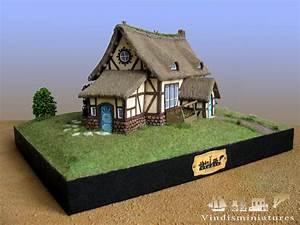 La Maison Du Blanc : la maison du lapin blanc vindis miniatures ~ Zukunftsfamilie.com Idées de Décoration