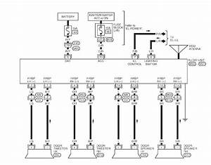 2000 Nissan Altima Radio Wiring  2000  Free Printable Wiring Diagrams Database