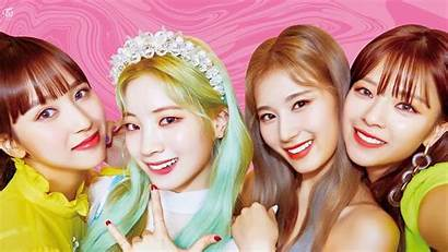 Twice Fancy Sana 4k Mina Jeongyeon Dahyun