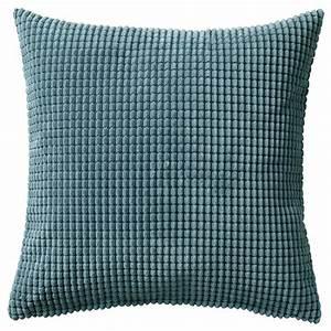 Housse De Coussin 30x30 : gullklocka housse de coussin gris bleu 50x50 cm ikea ~ Dailycaller-alerts.com Idées de Décoration