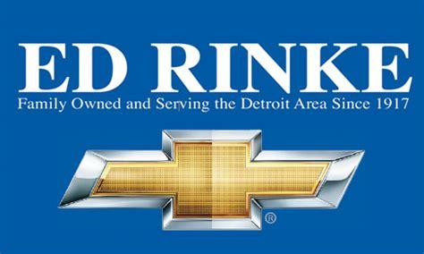 Ed Rinke Chevrolet In Center Line, Mi  Coupons To Saveon