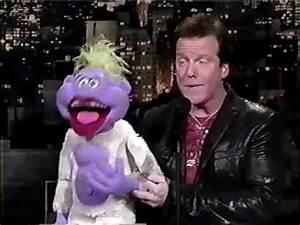 Jeff Dunham and Peanut on David Letterman | JEFF DUNHAM ...