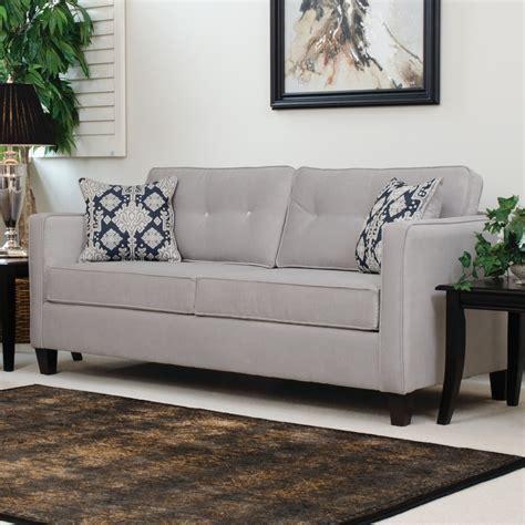 sleeper loveseats serta upholstery elizabeth sleeper sofa ebay