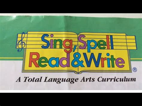 pre kindergarten sing spell read amp write activity sheets 209 | hqdefault