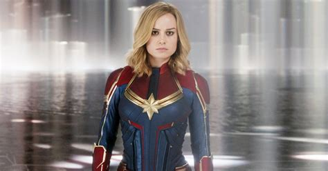 Why Does Captain Marvel Have Short Hair Avengers