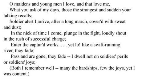 Walt Whitman The Wound Dresser Poem Analysis by The Wound Dresser Whitman Bestdressers 2017
