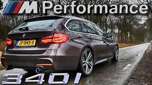 Bmw 340i Touring : bmw 340i m performance exhaust drive sound by autotopnl youtube ~ Medecine-chirurgie-esthetiques.com Avis de Voitures